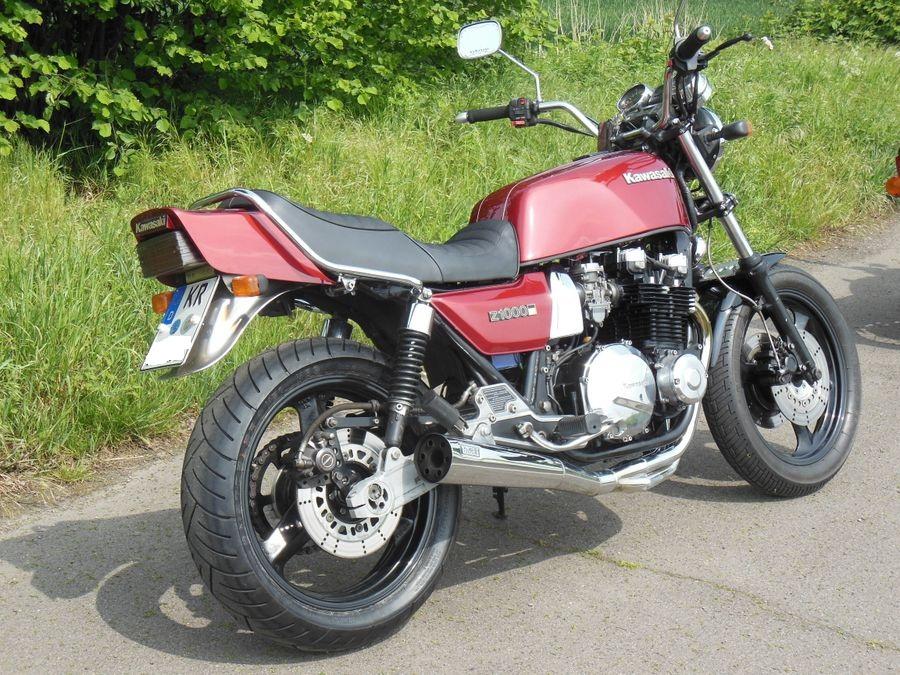 Kawasaki Z1000 1981
